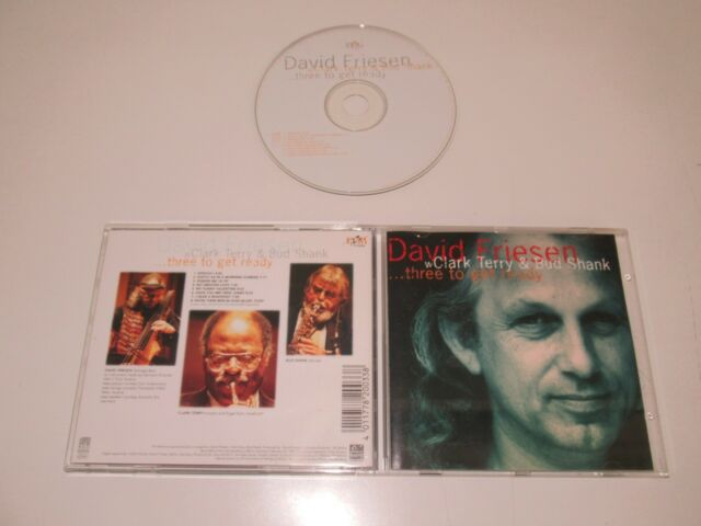 David Friesian / Three to Get Ready ( Itmp 970084) CD Album