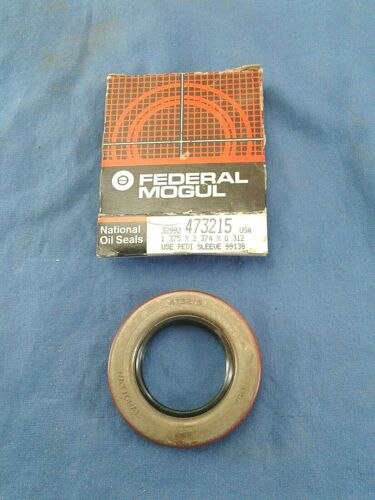 National Oil Seals Multi-Purpose Seal # 473215