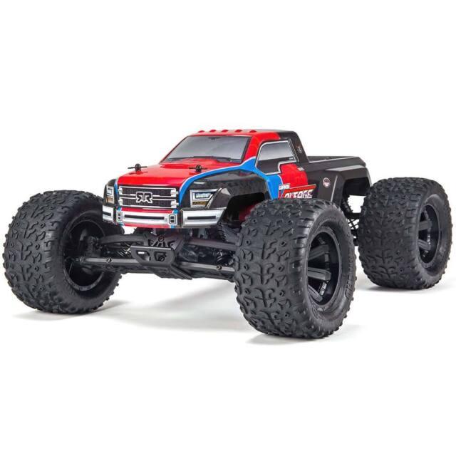 Arrma 1 10 Granite Voltage 2wd Mega Rtr Red Black Ar102663 For Sale
