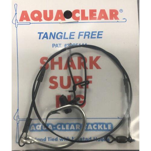 Aqua Clear Shark Surf Fish Finder Rig 8//0 SH-8C