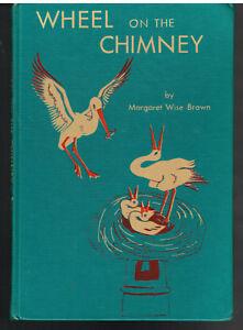 Wheel-On-The-Chimney-by-Margaret-Wise-Brown-1954-Presumed-1st-Vintage-Book