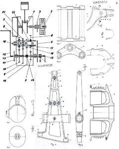 Horex Motorrad - Technik Kompendium auf 63 Seiten
