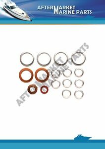 Fuel washer seal kit for volvo penta md3b md17c publicscrutiny Images