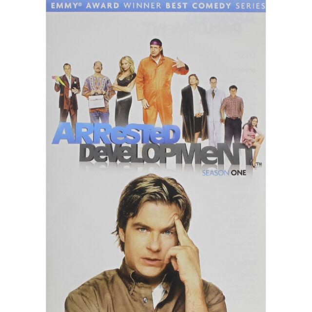 ARRESTED DEVELOPMENT SEASONS 1-4 DVD REGION 1 INDIVIDUALLY BOXED SEASONS 1 2 3 4