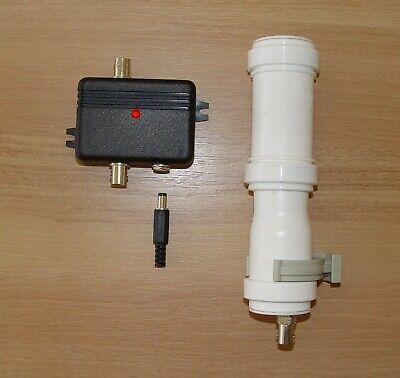 MiniWhip Active Antenna Assembled in Box HF LF VLF mini-whip sdr RX portable