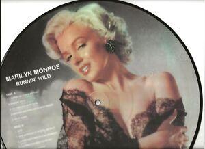 MARILYN-MONROE-034-RUNNIN-039-WILD-034-12-INCH-VINYL-PICTURE-DISC-LP-1985-DENMARK