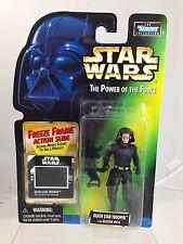 Figura De Star Wars Potf-estrella de la muerte Trooper Congelar fotograma