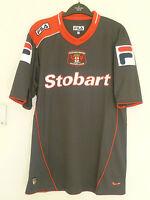 Bnwt Carlisle United Away SS Football Shirt 2013/2014