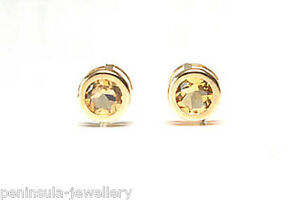 9ct-Gold-Citrine-stud-Earrings-Gift-Boxed-Made-in-UK