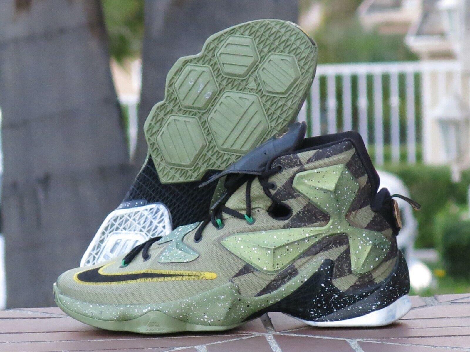 NIKE LeBron XIII 13 All Star Men's Basketball Sneakers 835659-309