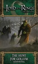 Lord of the Rings Lcg: The Hunt for Gollum Adventure Pack by Fantasy Flight Games (2011, Cards)