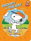 Peanuts: Snoopy at the Bat by Charles Schulz (Paperback, 2008)