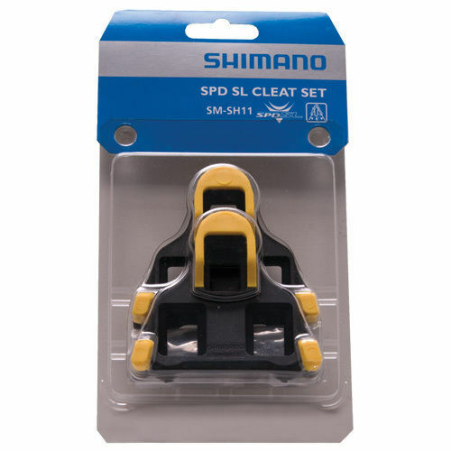 Shimano SPD-SL Road Pedal Cleats Dura Ace,Ultegra SM-SH11 FLOATING