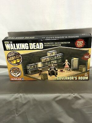 WALKING DEAD TV SERIES 7 GARETH AF BOXED MCFARLANE TOYS 2014