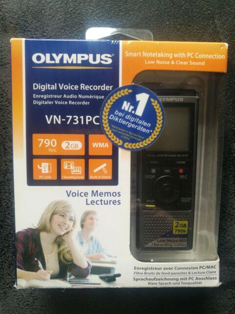 Diktiergerät B-Ware VN540PC Olympus  VN-540PC Digital Voice Recorder