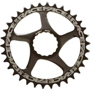 Raceface-Cinch-DM-Direct-Mount-32T-Narrow-Wide-Black-Chainring-Race-Face