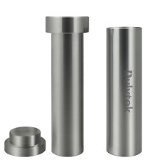 Dulytek Hammer Style Pre Press Mold Cylinder Stainless Steel Large Dia 22mm
