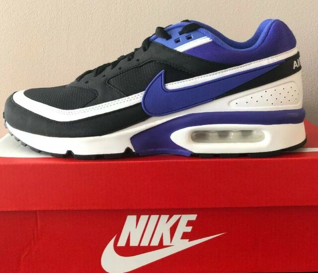 NIKE Air Max BW OG RETRO As 10 Persian Violet White Black 819522 051