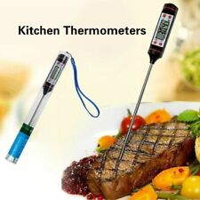 Premier Digital Kitchen Thermometer For Meat Water Milk Cooking Food BBQ Probe