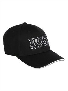 Image is loading REDUCED-TO-CLEAR-Hugo-Boss-Green-Logo-Cap- 04648493490