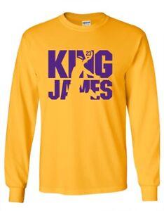 8401e45d076 GOLD Lebron James Los Angeles Lakers