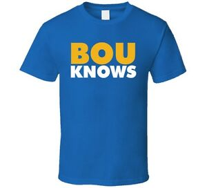 Image Is Loading Jay Bouwmeester Bou Knows St Louis Hockey T