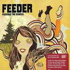 Pushing the Senses [UK Bonus DVD] [Limited] by Feeder (CD, Jan-2005, 2 Discs, Echo)