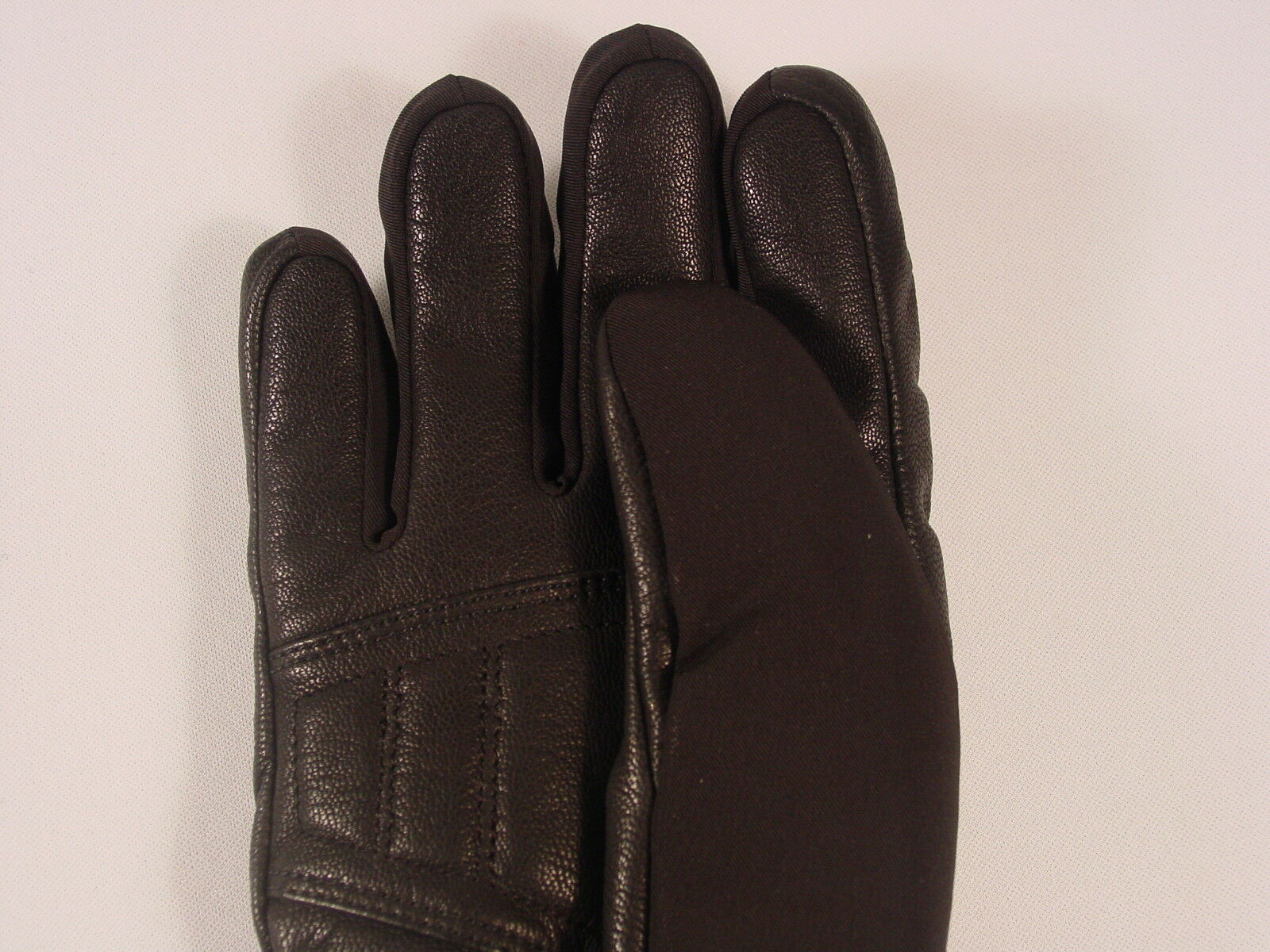 New Reusch Modus Gore Tex Ski Leder & Softshell Gloves Medium Medium Gloves (8.5)  4001381 99681a