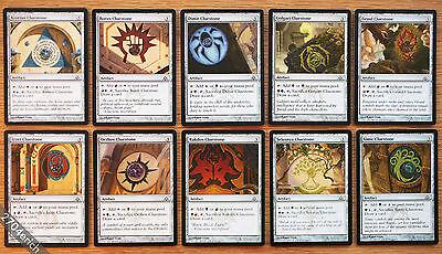 Lot Of 10 Cluestone Mana Draw Artifacts Full Set Dragon S Maze