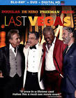 Last Vegas (Blu-ray/DVD, 2014, 2-Disc Set, Includes Digital Copy UltraViolet)