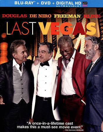 Last Vegas [Two Disc Combo: Blu-ray / DVD + UltraViolet Digital Copy]