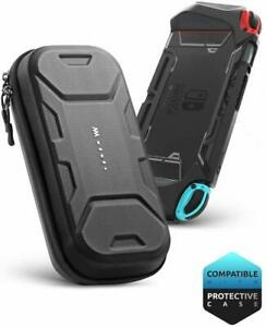 Mumba Nintendo Switch Carrying Case [Plus Version] Protective Travel Carry Pouch