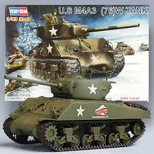 HOBBYBOSS 1/48 US M4A3 76(w) SHERMAN TANK KIT 84805