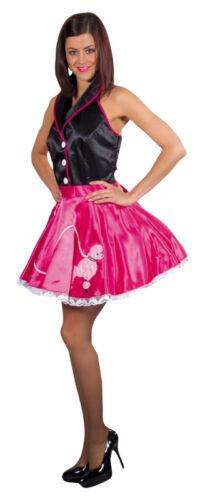 50er ans robe costume rock n roll Jupon Femmes Disco rockabilly Hippy Fête