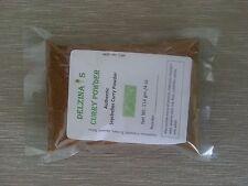 Delzina's 100% Authentic Seychelles Roasted Curry Powder NO SALT - 114 gm/4 oz.