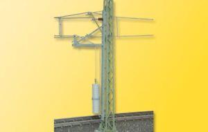 HS  Viessmann 4165 Hebelspannwerk komplett mit Abspannmast