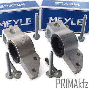 2x-Meyle-HD-Wishbone-Bearing-VW-Golf-V-VI-Jetta-III-Touran-Caddy-III-Golf-Plus