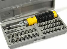 Turnigy 41pc Ratchet Screwdriver Spanner Socket Torx Hex Driver 14 Tool Set