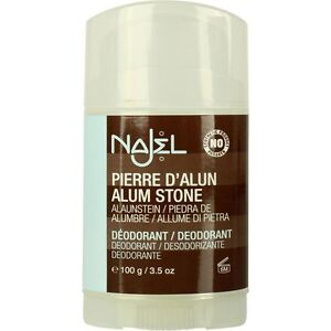 Details about Najel Alum Stone Deodorant 100g