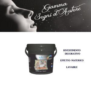 Bon CœUr Rivestimento Pittura Decorativa Effetto Materico *intenso* Da 8 - 22 Kg Attrayant Et Durable