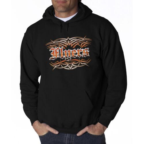 NEW Flyers Tattoo Style Hoodie Hooded Sweatshirt Philadelphia S M L XL 2X 3X