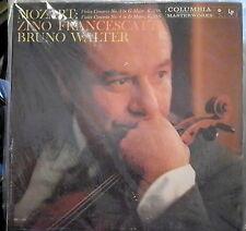 Mozart/Francescatti/Walter  Violin Concertos   Columbia