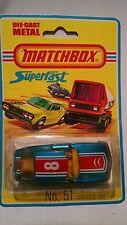 Matchbox Superfast 51 Citroen SM MOC