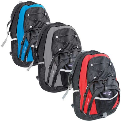 Yellowstone 30 Litre Backpack Hiking Work Gym Sports Travel Rucksack Camping