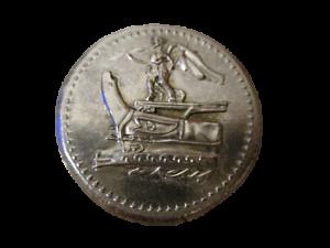 Grecque-Antique-Macedoine-Demetrius-Poliorcete-Tetradrachme-Reamorcage