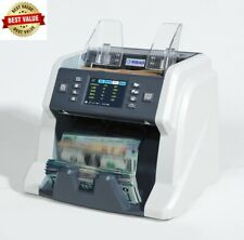 Ribao Bc 40 Mixed Money Counter Bill Counter Value Counter Slightly Used