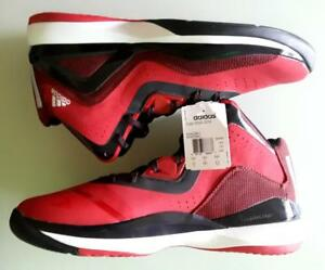 494656edd03c ADIDAS CRAZY GHOST 2014 BASKETBALL SHOES IN RED AND BLACK SIZE 15 ...