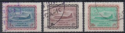 """Gute QualitäT Airplane Flugzeug """"convair"""" 1963/64 Saudi Arabia Mi.136/38 Used ga380"""