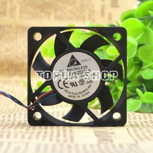 DELTA EFB0512LA 50*50*10MM 12V 0.08A 3Pin Cooling Fan
