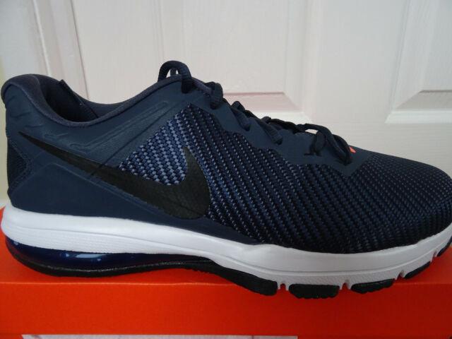 Nike Air Max Full Ride TR 1.5 Scarpe da ginnastica 869633 406 UK 10 EU 45 US 11 Nuovo + Scatola